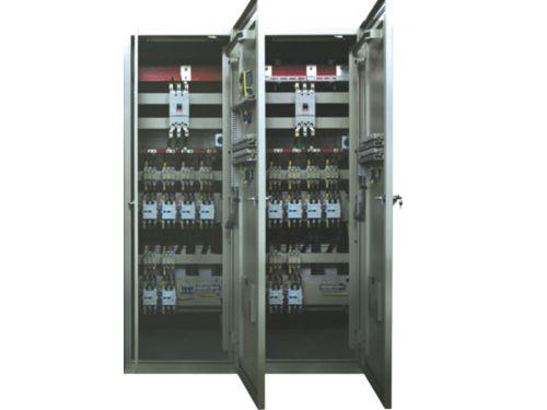 SMR低压无功电容补偿装配
