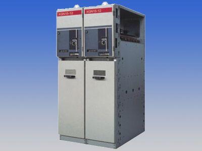XGN15-12~24单元式六氟化硫环网柜